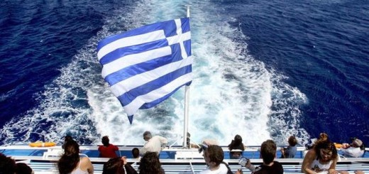 Greece every day lost 50 thousand Tourists