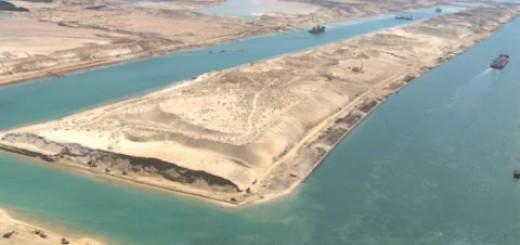 У Єгипті відкрили нове русло Суецького каналу