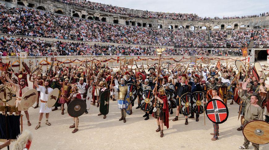 Великі Римські ігри в Німі