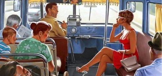 Чому в Європі не прийнято поступатися місцем у транспорті