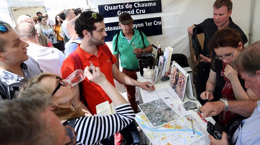 Фестиваль вин долини Луари