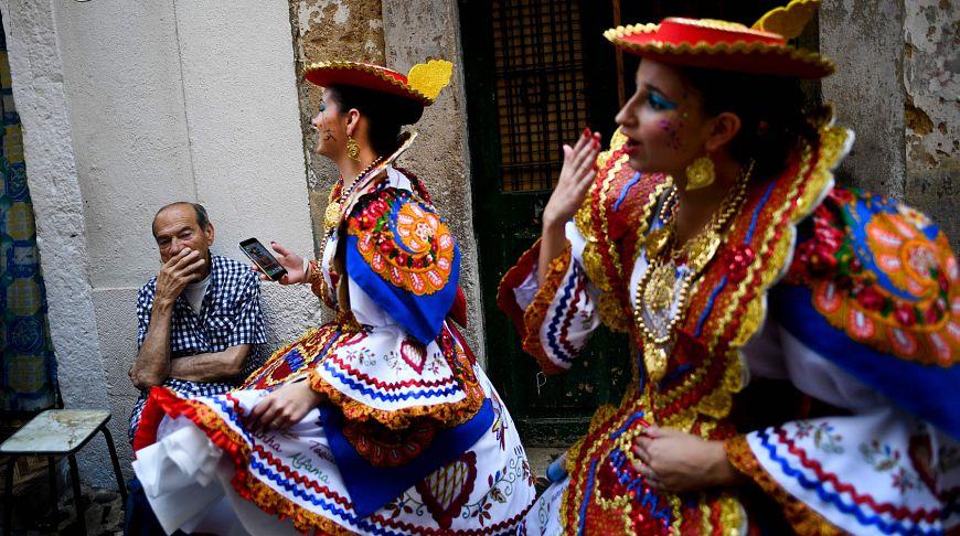 День Святого Антонія в Лісабоні