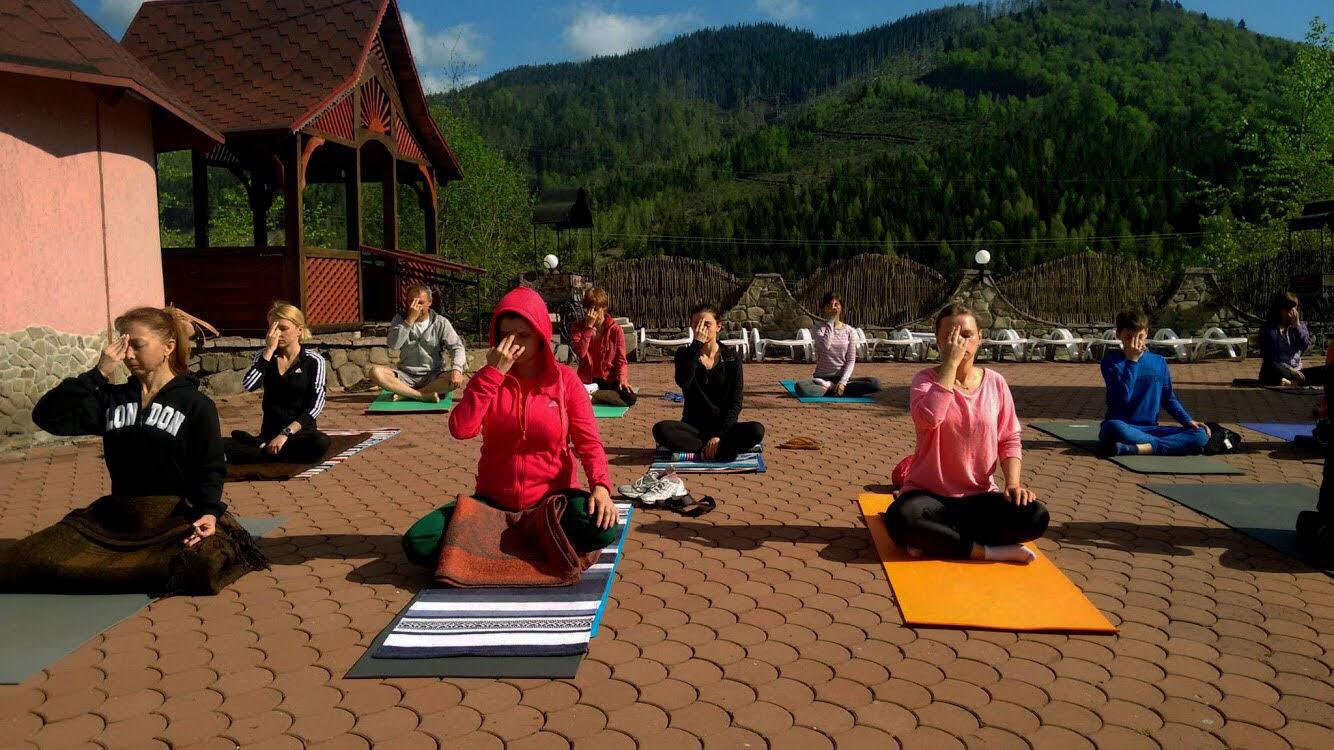 Де провести йога-тур чи ретрит?