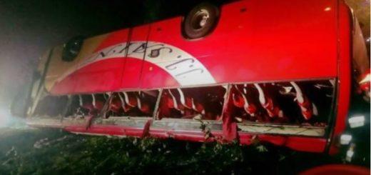У Польщі автобус із українцями зірвався в урвище, є загиблі